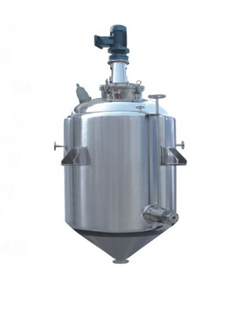 JC Alcohol Deposition Tank